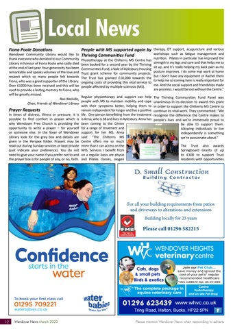 Page 12 of LOCAL NEWS