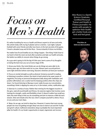 Page 30 of 31 Men's Health