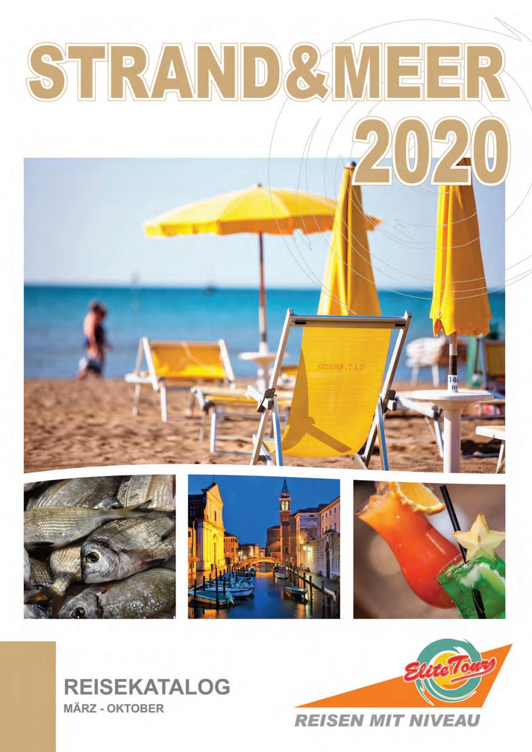 strand und meer 2020elite tours reisebüro  issuu