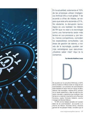 Page 39 of Recursos Humanos 4.0: automatización de procesos en reclutamiento y selección