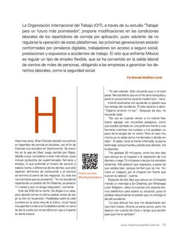Page 55 of Jornaleros digitales, el costo social de las apps de entrega de comida