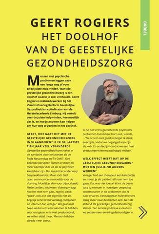 Page 11 of Babbel: Geert Rogiers over