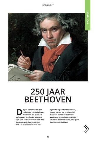 Page 19 of Uitgelicht: 250 jaar Beethoven