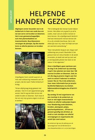 Page 26 of Uitgelicht: Helpende handen
