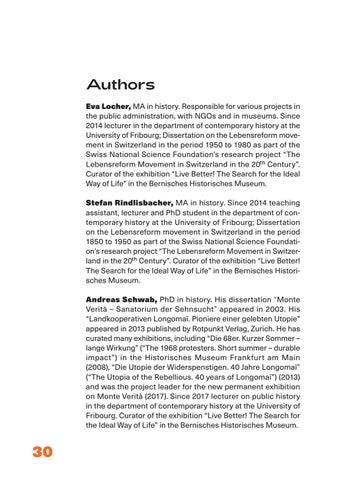 Page 30 of Authors