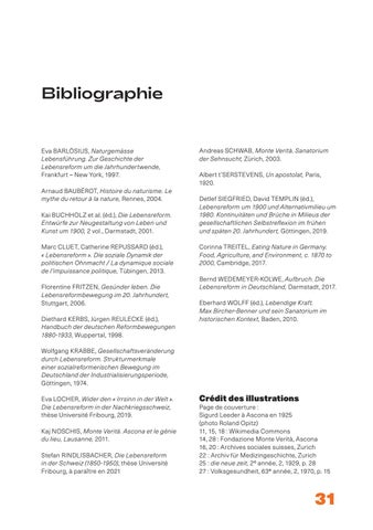 Page 31 of Bibliographie