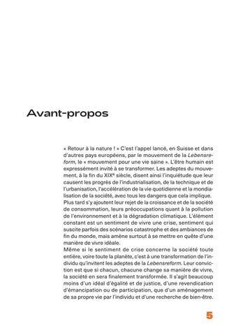 Page 5 of Avant-propos