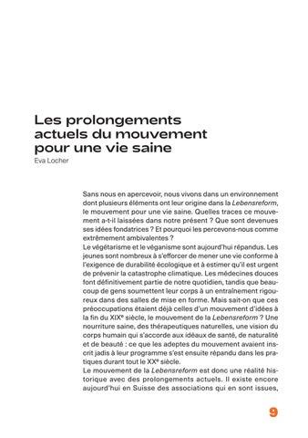 Page 9 of Les prolongements actuels du mouvement pour une vie saine