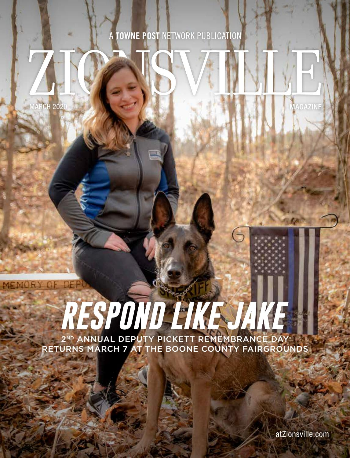 Zionsville Magazine March 2020 by Towne Post Network, Inc.   issuu