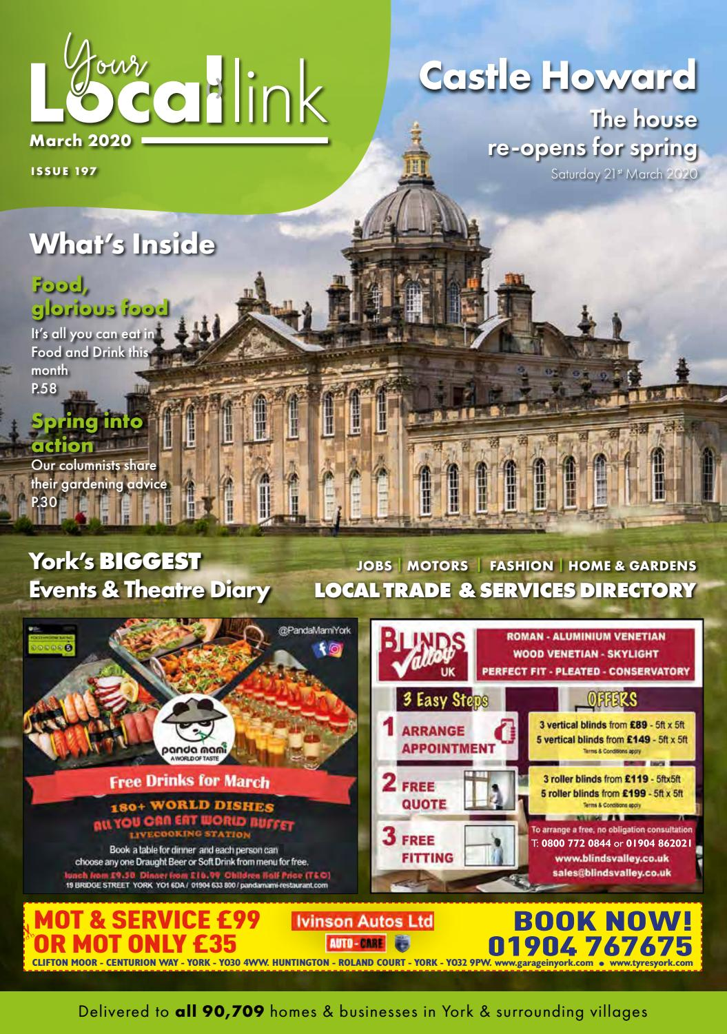 Your Local Link March 2020 By Your Local Link Ltd Issuu