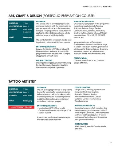 Page 17 of Art, Craft and Design