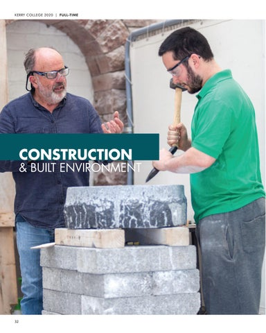 Page 32 of Construction and Built Environment