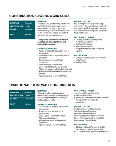 Page 33 of Construction and Built Environment