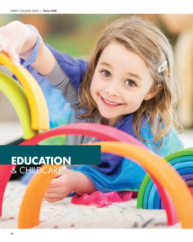 Page 44 of Education and Childcare