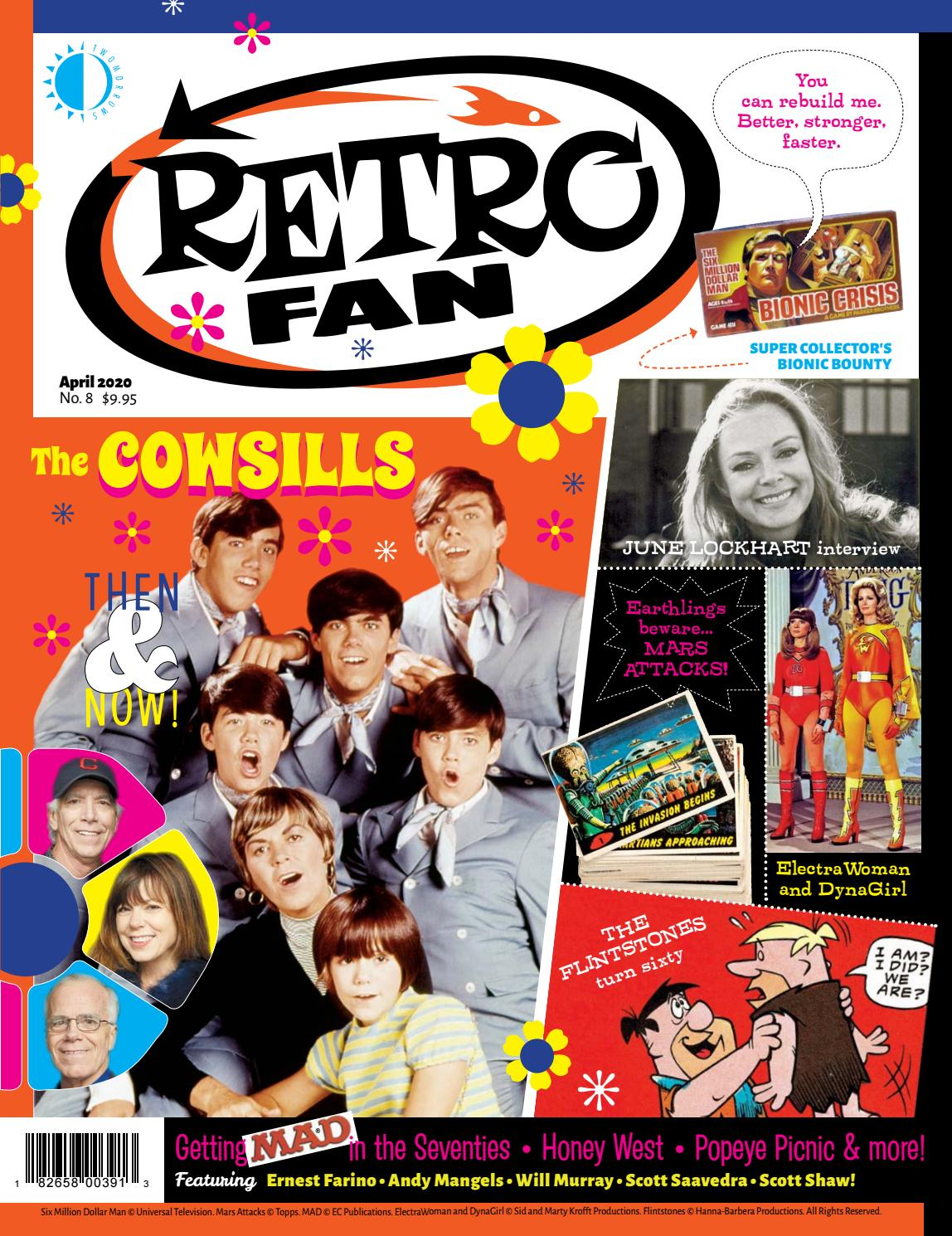 RetroFan #8 by TwoMorrows Publishing - issuu