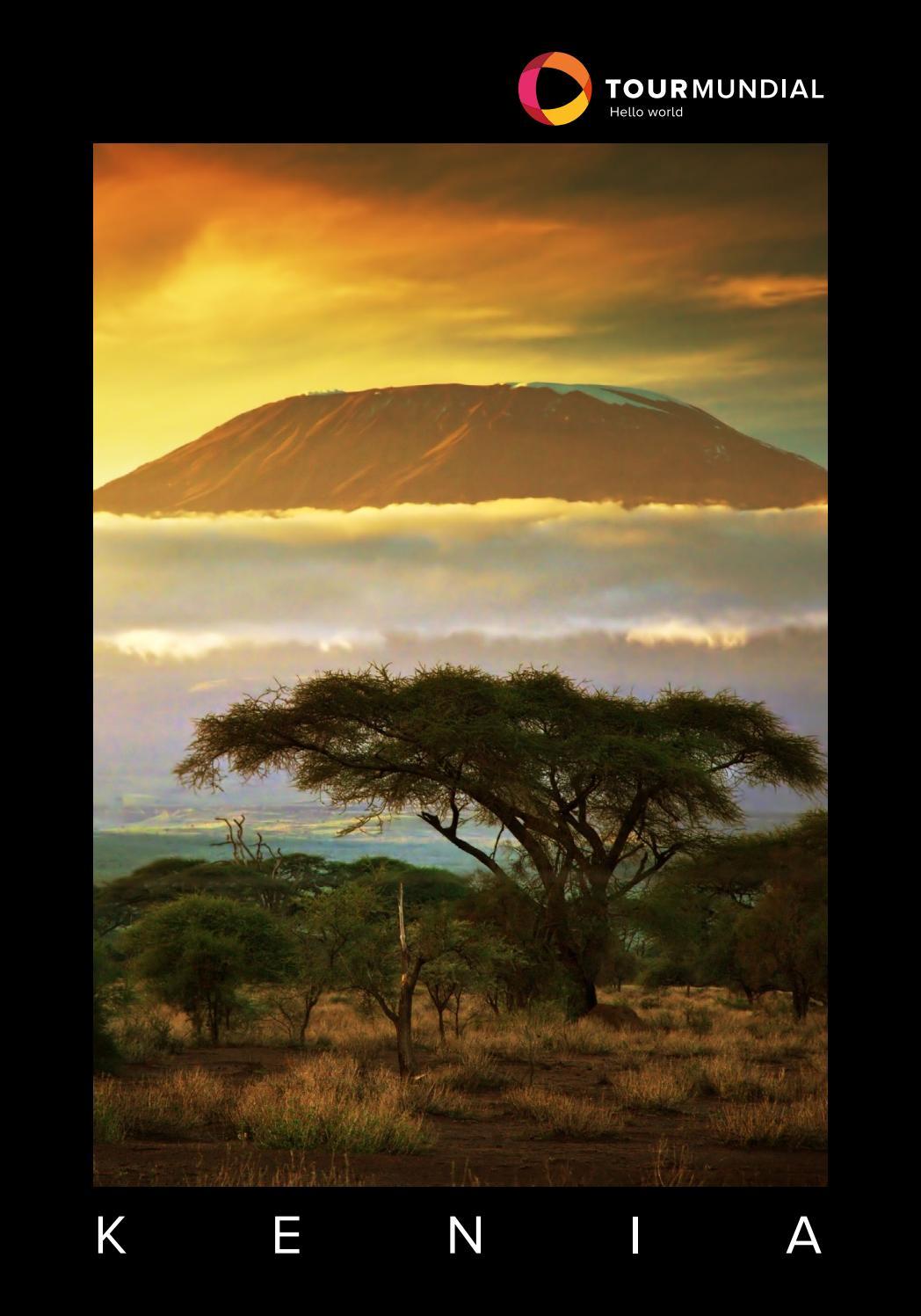 Bienvenidos a Kenia
