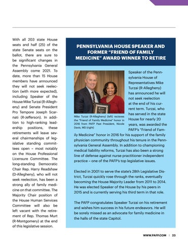 Page 23 of Pennsylvania House Speaker and