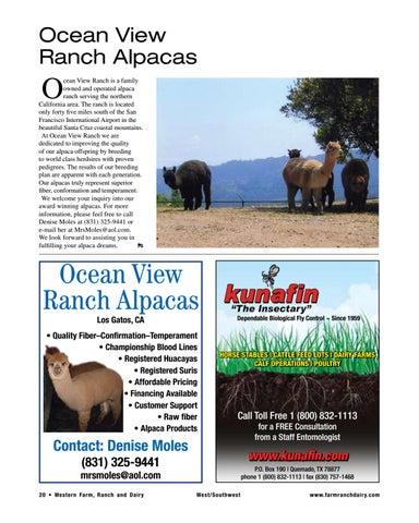 Page 20 of Ocean View Ranch Alpacas