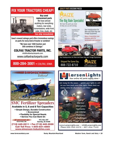 Page 29 of Meet the all-new Bale Baron 5250