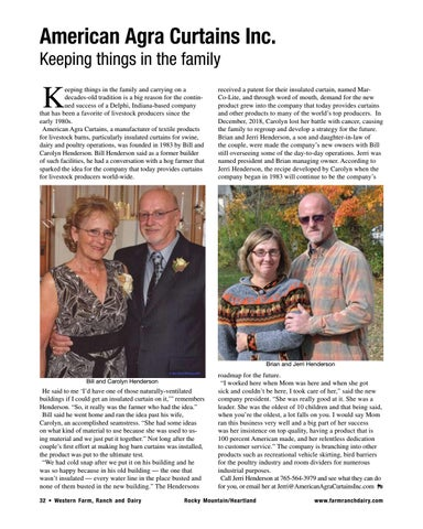 Page 32 of Keeping things in the family