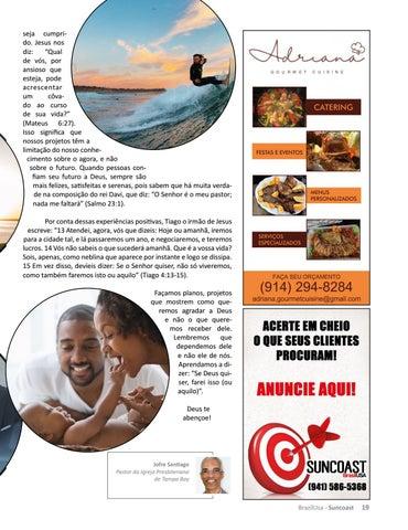 Page 19 of Quais são os seus projetos para 2020?