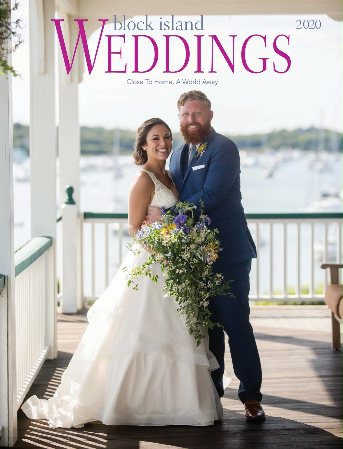Block Island Weddings 2020 By Blockisland Issuu