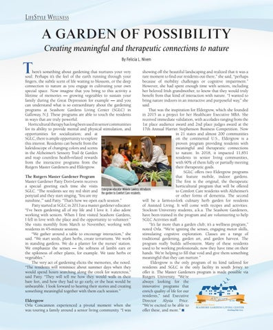Page 19 of Lifestyle Wellness