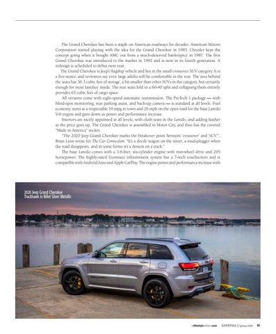 Page 41 of Lifestyle On Wheels