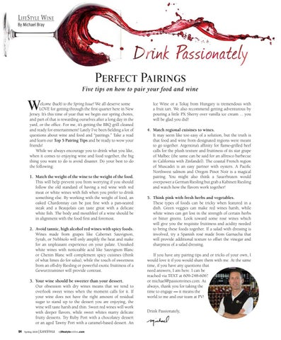 Page 64 of Lifestyle Wine