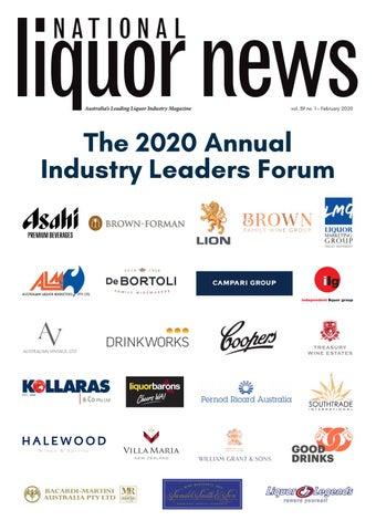 foto de National Liquor News February 2020 by The Intermedia Group - issuu