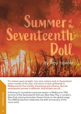 Page 6 of Summer of the Seventeenth Doll Friday 27 March