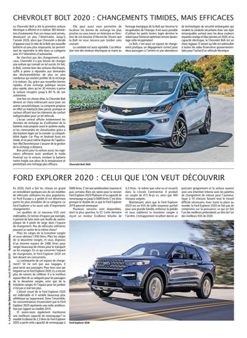 Page 4 of L'efficace Chevrolet Bolt 2020