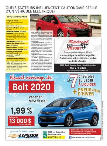 Page 9 of Toyota Corolla, la dynamique