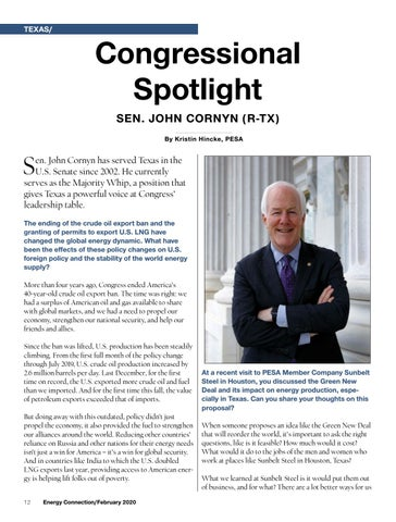 Page 12 of CONGRESSIONAL SPOTLIGHT