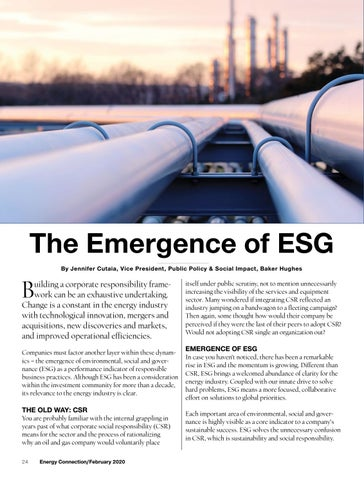 Page 24 of THE EMERGENCE OF ESG