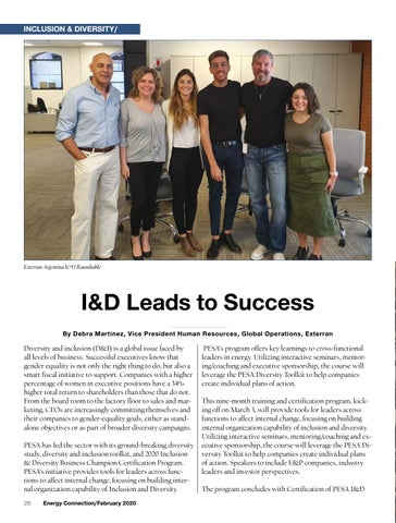 Page 26 of INCLUSION & DIVERSITY LEAD TO SUCCESS
