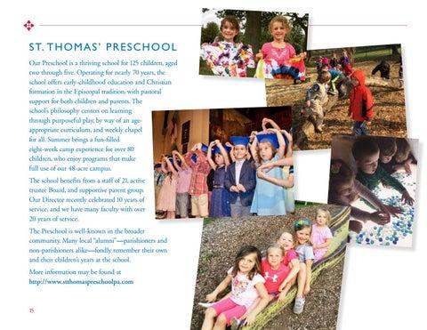 Page 15 of ST THOMAS' PRESCHOOL