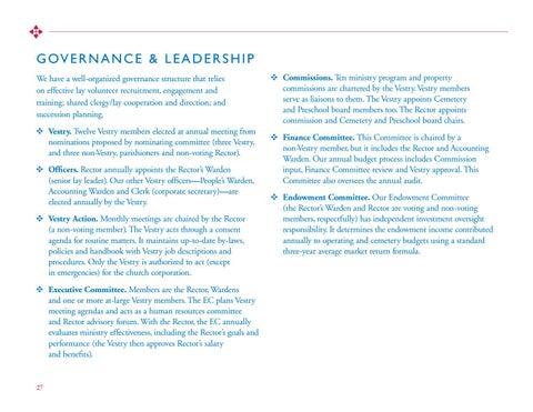 Page 27 of GOVERNANCE & LEADERSHIP