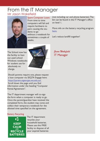 Page 17 of From the IT Manager
