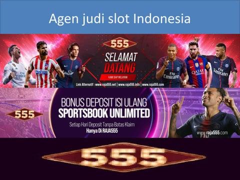 Situs Slot Online By Raja555 Issuu