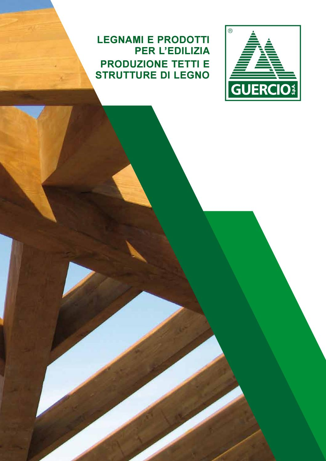 Solaio In Legno Lamellare Autoportante catalogo legname e prodotti per l'edilizia by guercio forma