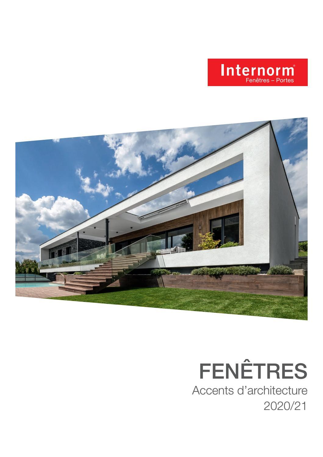 Joint Phonique Porte Coulissante fensterbuch_chfinternorm windows & doors - issuu