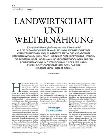 Page 12 of Landwirtschaft und Welternährung