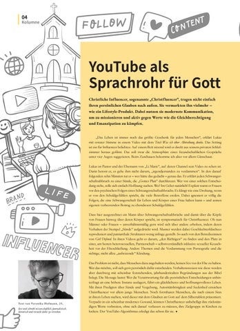 Page 4 of YouTube als Sprachrohr