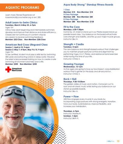 Page 13 of Aquatic Programs