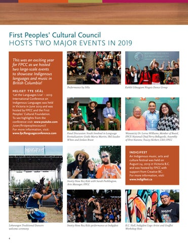 Page 4 of FPCC Hosts Two Major Events in 2019