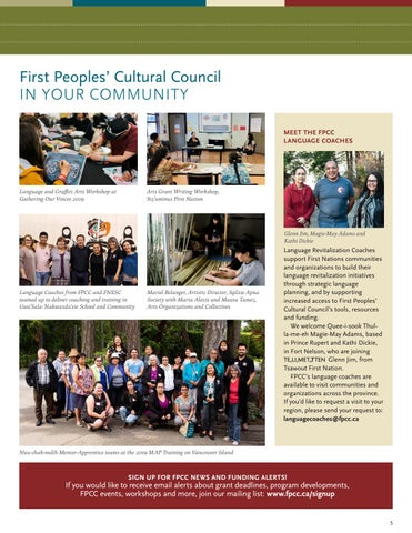 Page 5 of FPCC in Your Community