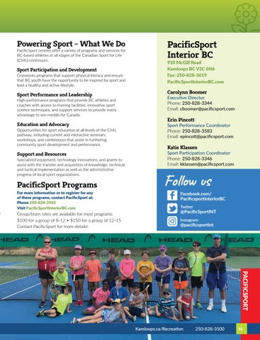 Page 63 of PacificSport