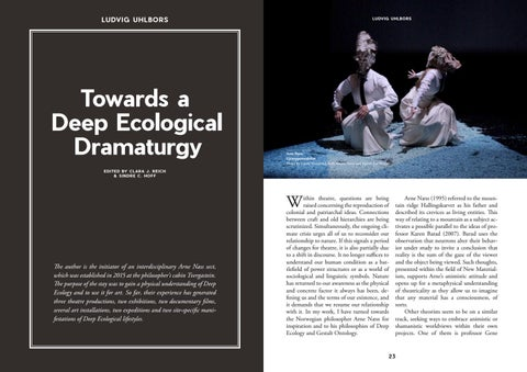 Page 15 of Towards a Deep Ecological Dramaturgy