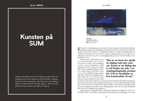 Page 5 of Kunsten på SUM